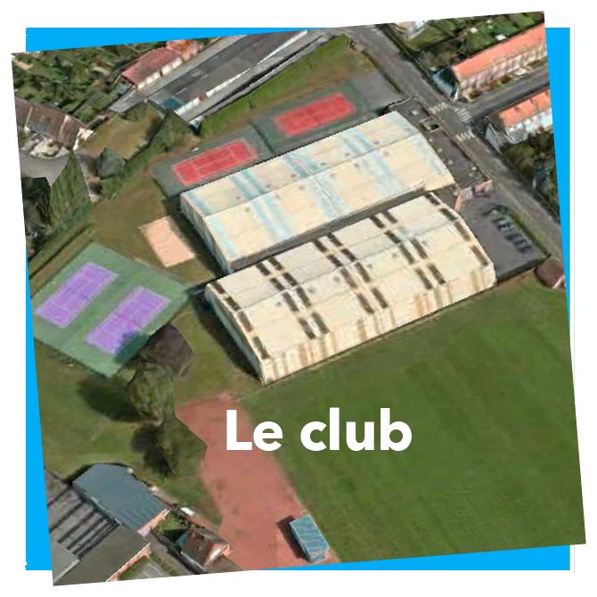 Découvrir le Tennis Ronchin Club