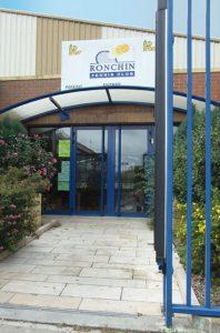 Le club Tennis Ronchin - TRC