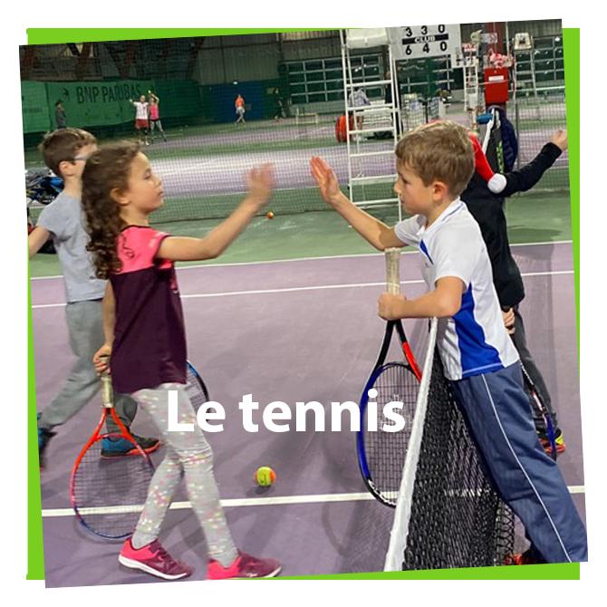 Découvrir le Jeu au Tennis Ronchin Club